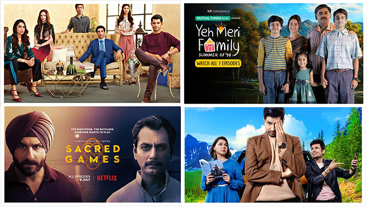 20 Latest Indian Web Series To Watch Out For