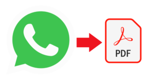 export-whatsapp-chat-to-pdf