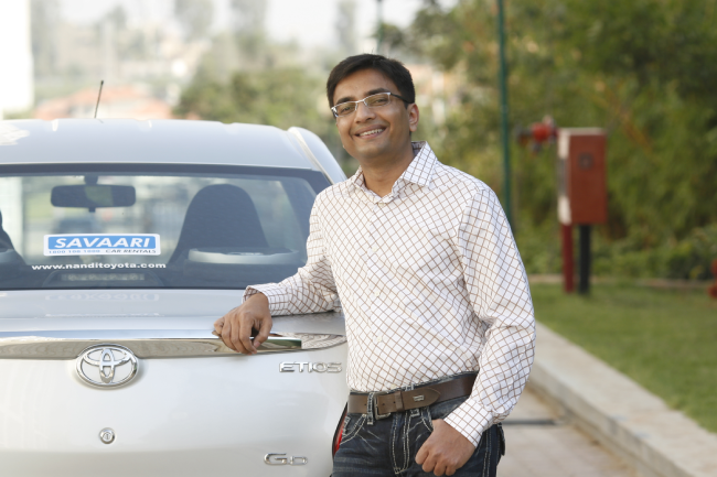 gaurav-aggarwal-founder-and-ceo-savaari-car-rentals
