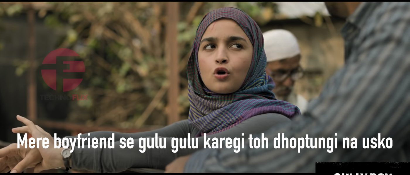 Top 10 dialogues of Gully Boy Movie
