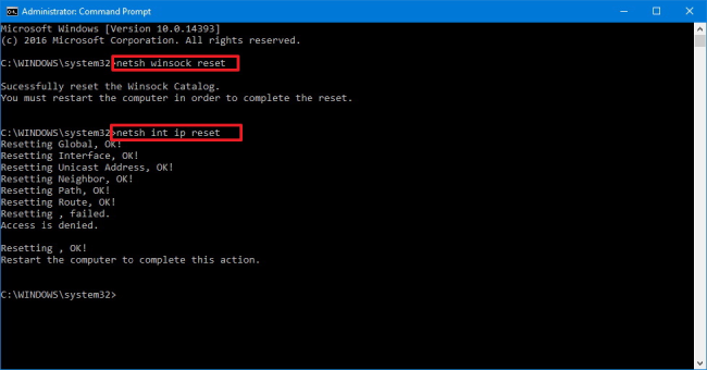 netsh-winsock-reset-windows-10